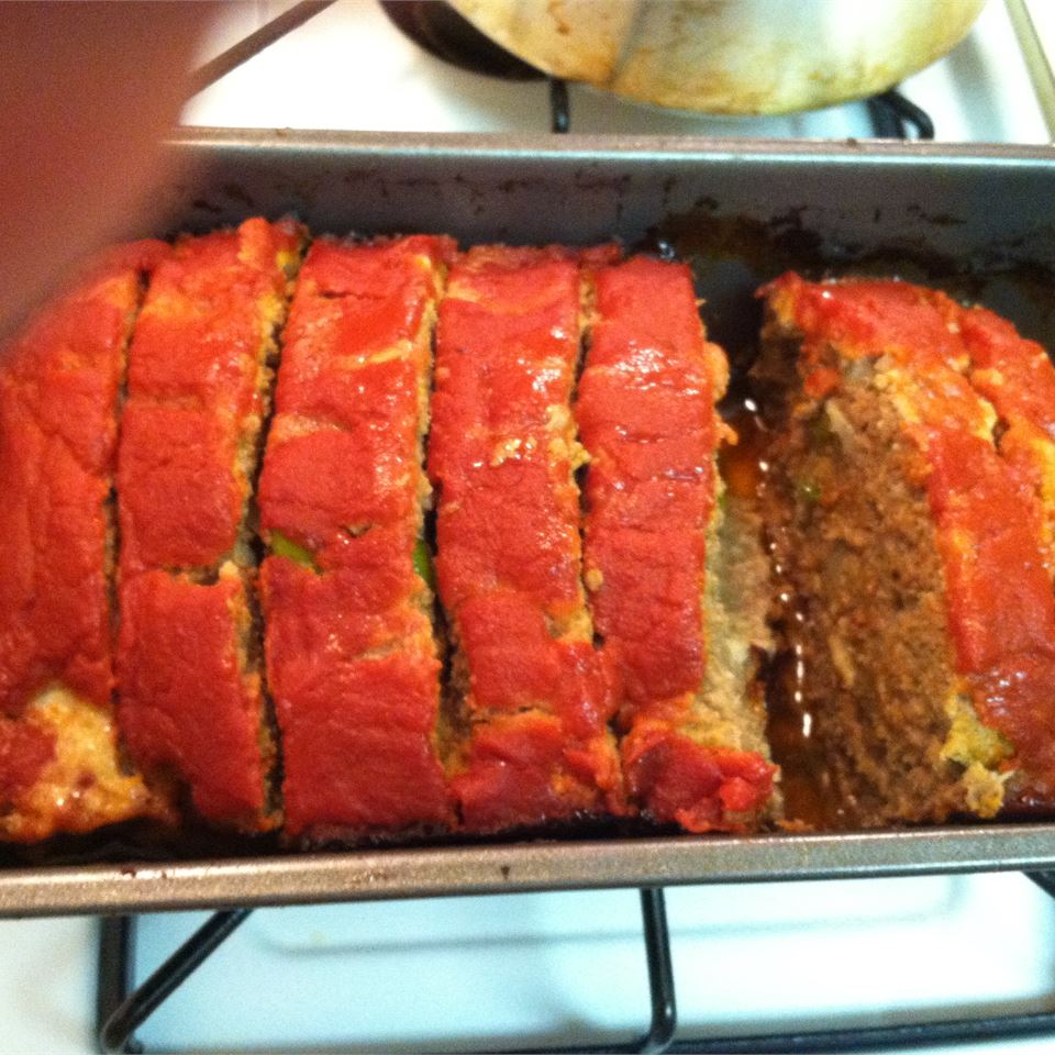 Kimberly's Meaty Meatloaf Jillian