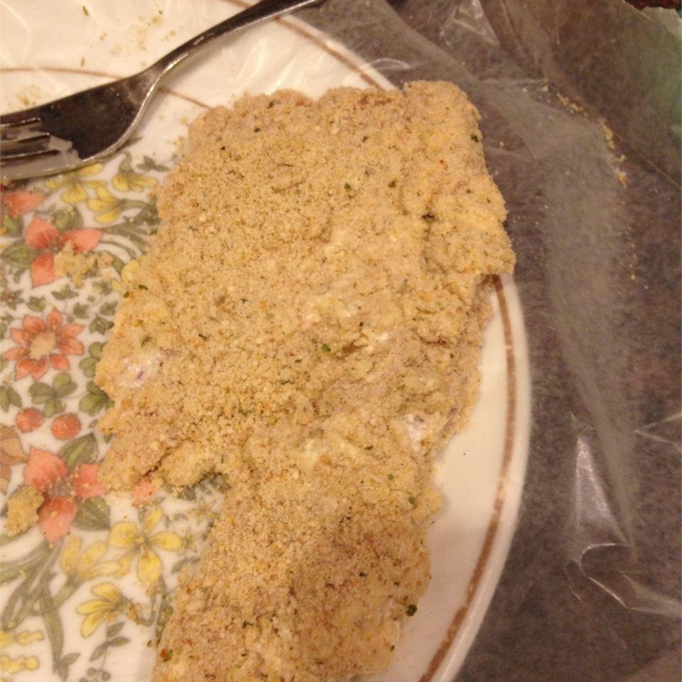 Tender Breaded Turkey Cutlets