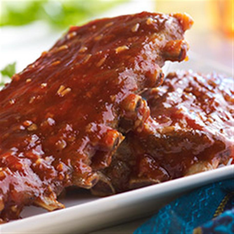Easy Slow Cooker Ribs Trusted Brands