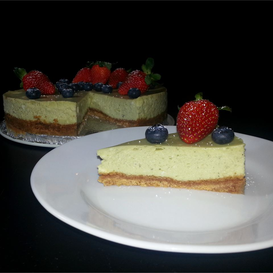 Green Tea Cheesecake bobapanda