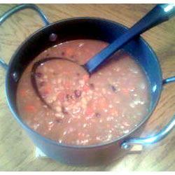 Hearty Bean Chowder