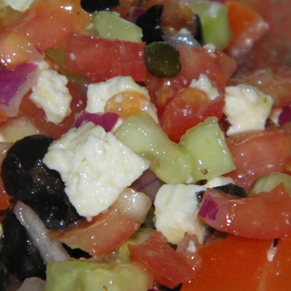 Oia Greek Salad Seattle2Sydney