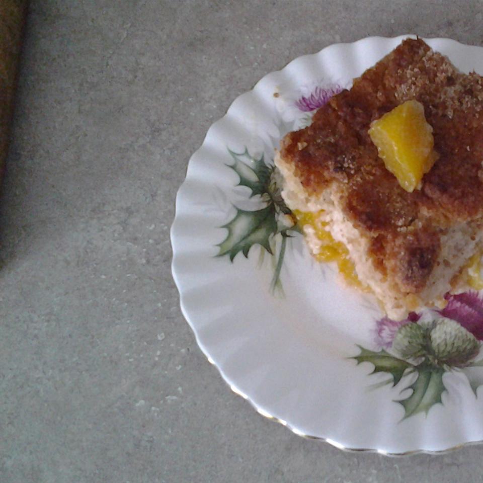 Great Grandma's Peach Cobbler