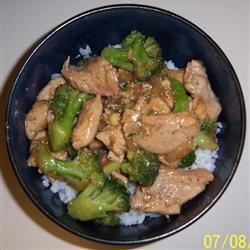 Chicken Broccoli Ca - Unieng's Style Elle Zee