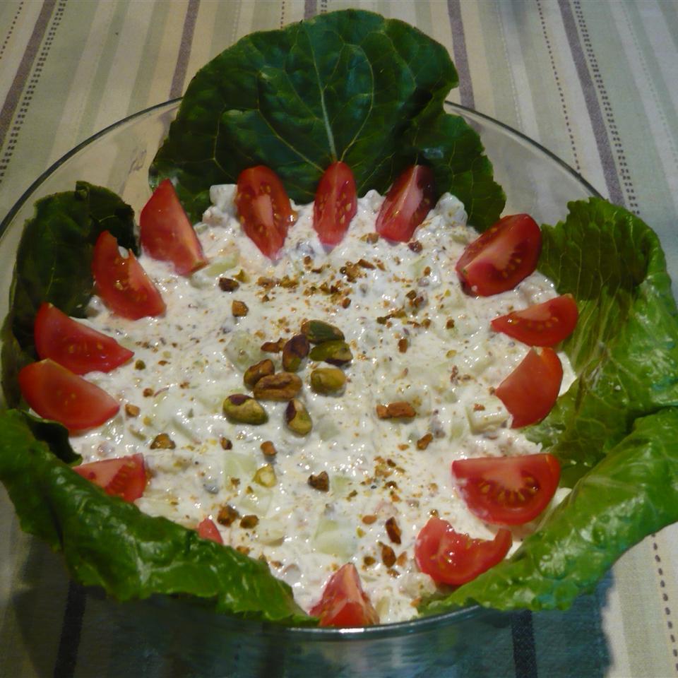 Fabienne's Cucumber Salad