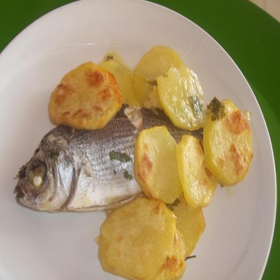 Bass for Dinner Ignazia Vella