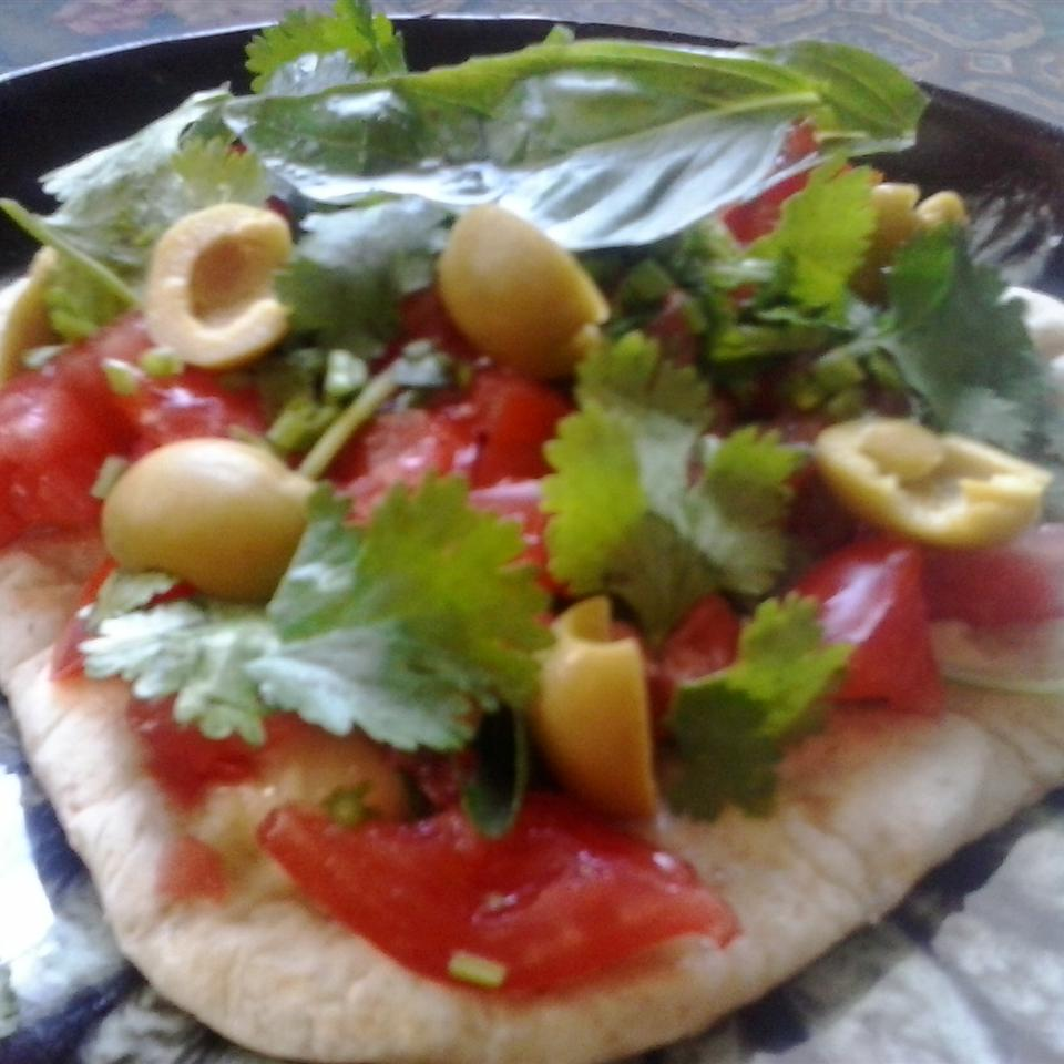 Fiesta Corn Tortilla Pizzas DiamondGirl amanecer