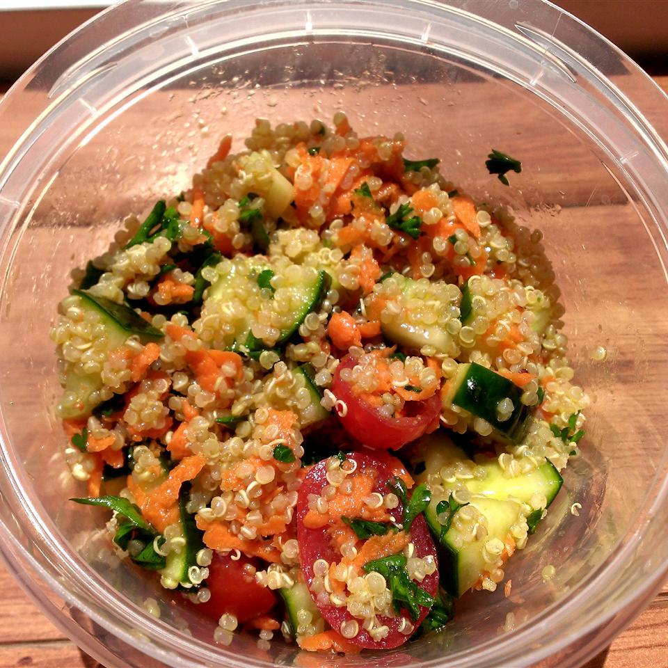 Quinoa Tabbouleh Melody