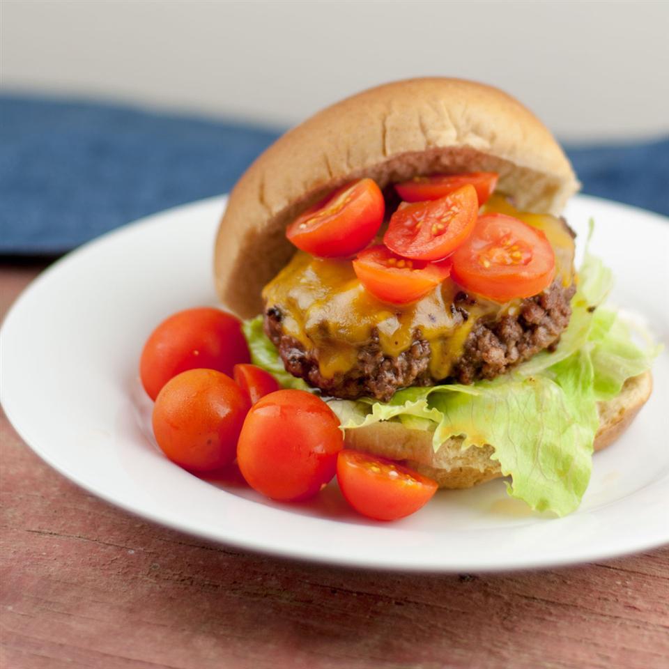 Chipotle Cheeseburger