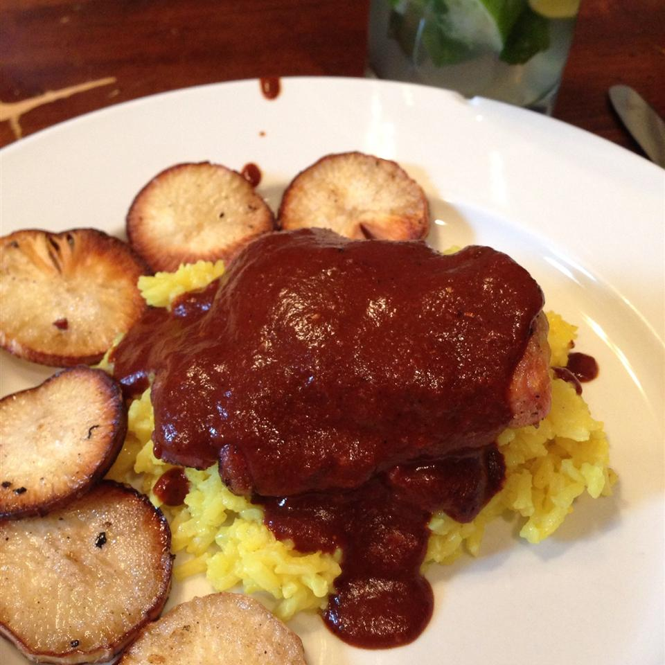 Authentic Mole Sauce