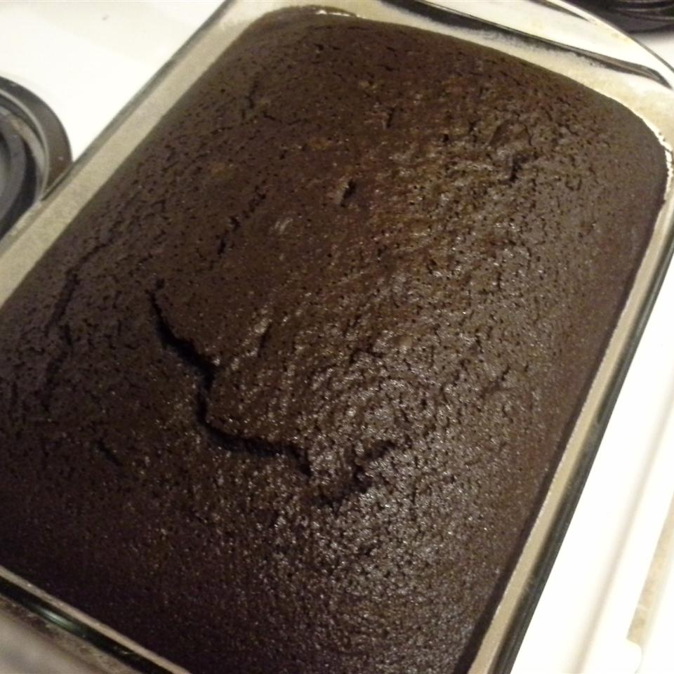 Chocolate Cake V sahm