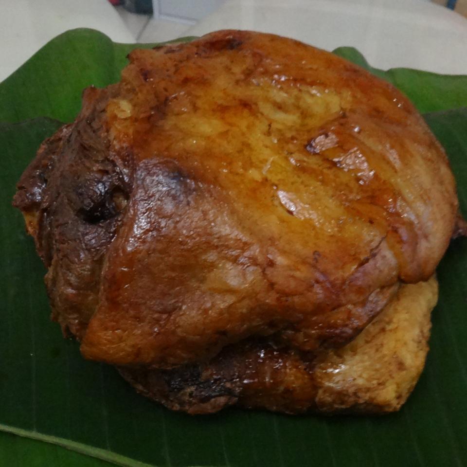 Oven Kalua Pork aussiemum