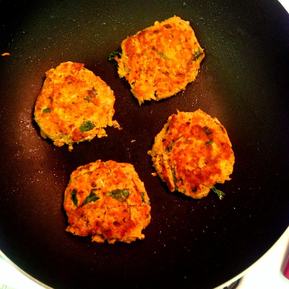 Oregon Salmon Patties VixDelix
