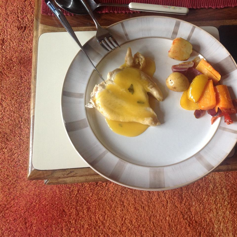 Chris' Grilled Orange Chicken MJCupcake