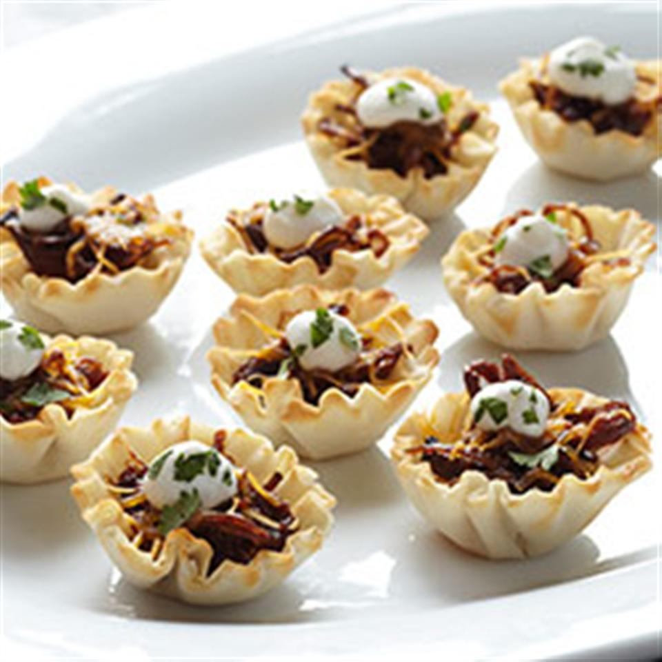 BBQ Bison Phyllo Bites Trusted Brands
