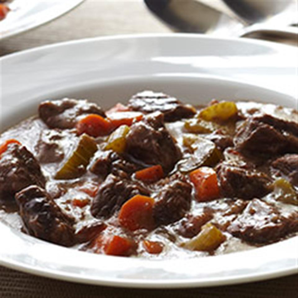 Hearty Cranberry-Bison Stew Trusted Brands
