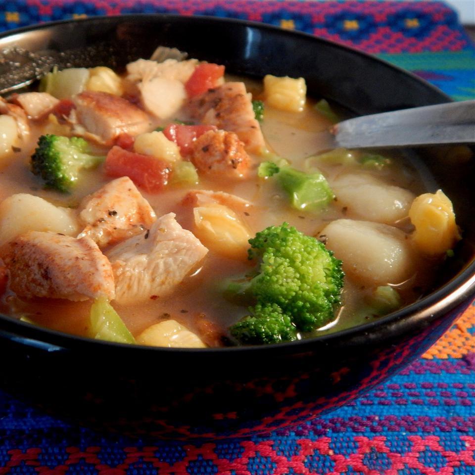 Amazing Gnocchi Soup Linda T
