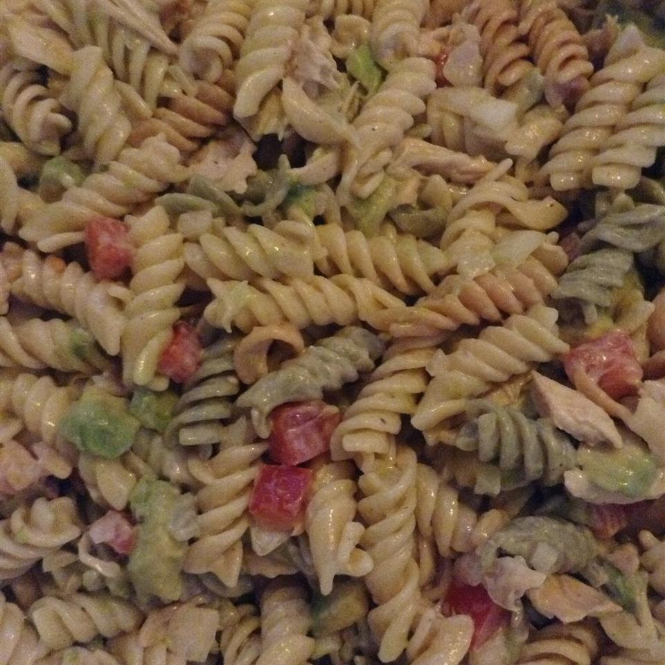 Best Chicken Pasta Salad JAndreo87