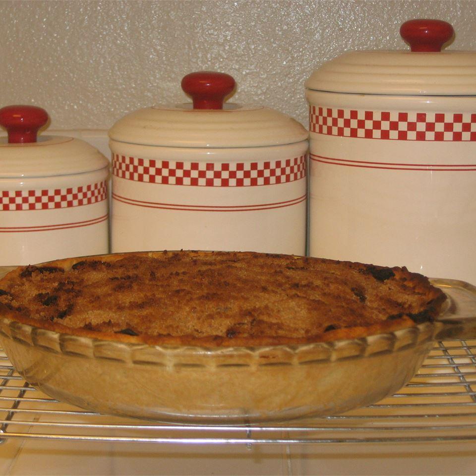 Sour Cream Apple Pie I CMDMD