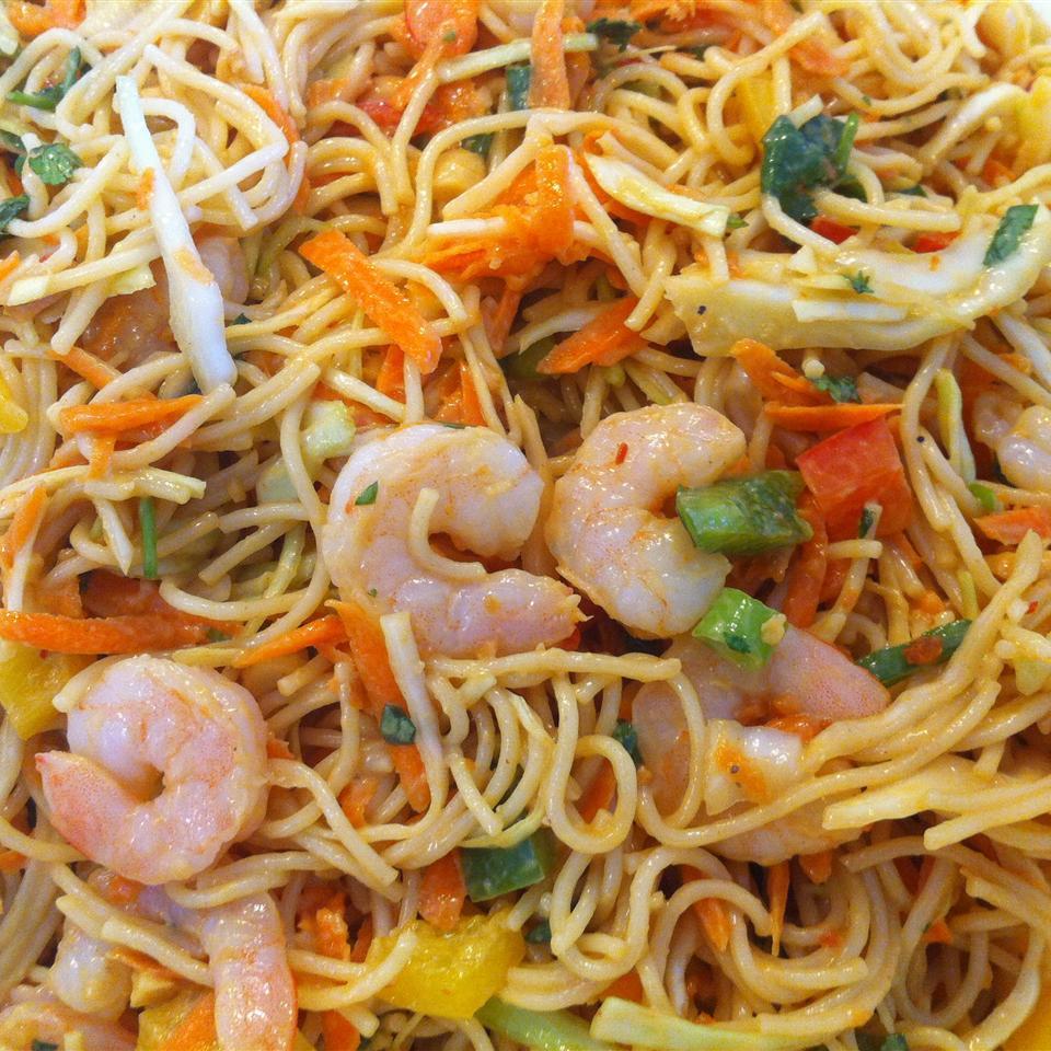 Thai Noodle Salad Sheena