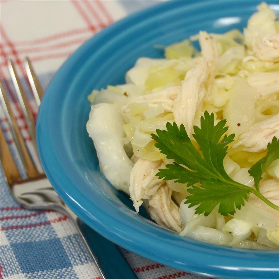 Vietnamese Chicken Cabbage Salad SUPERCAT912