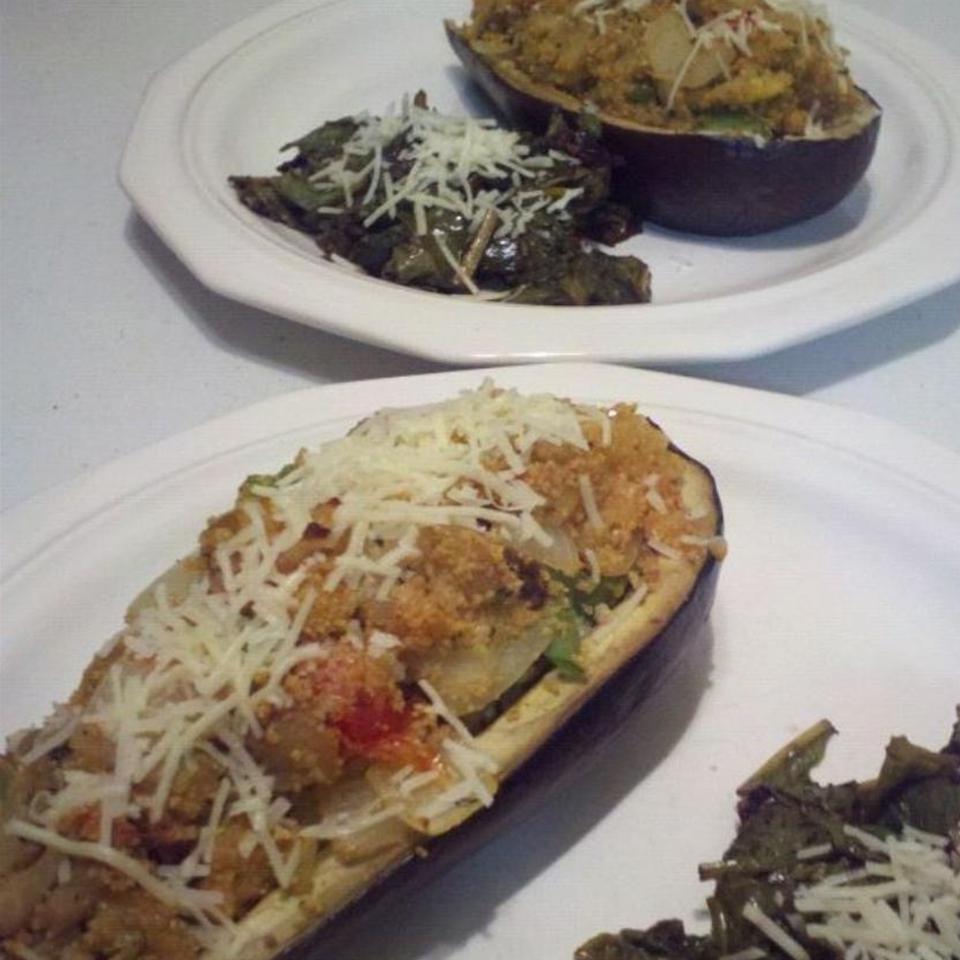 Summer Nights Eggplants