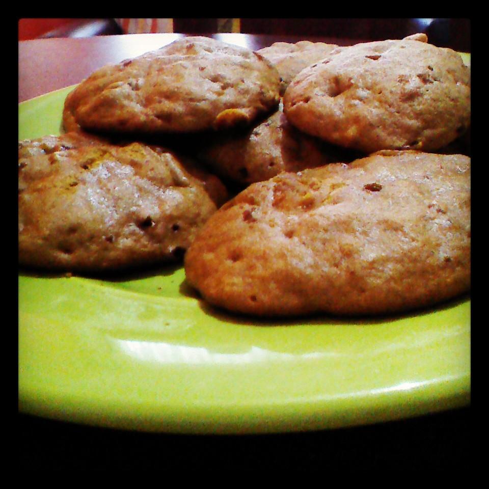 Squash Cookies Julieta Bustos