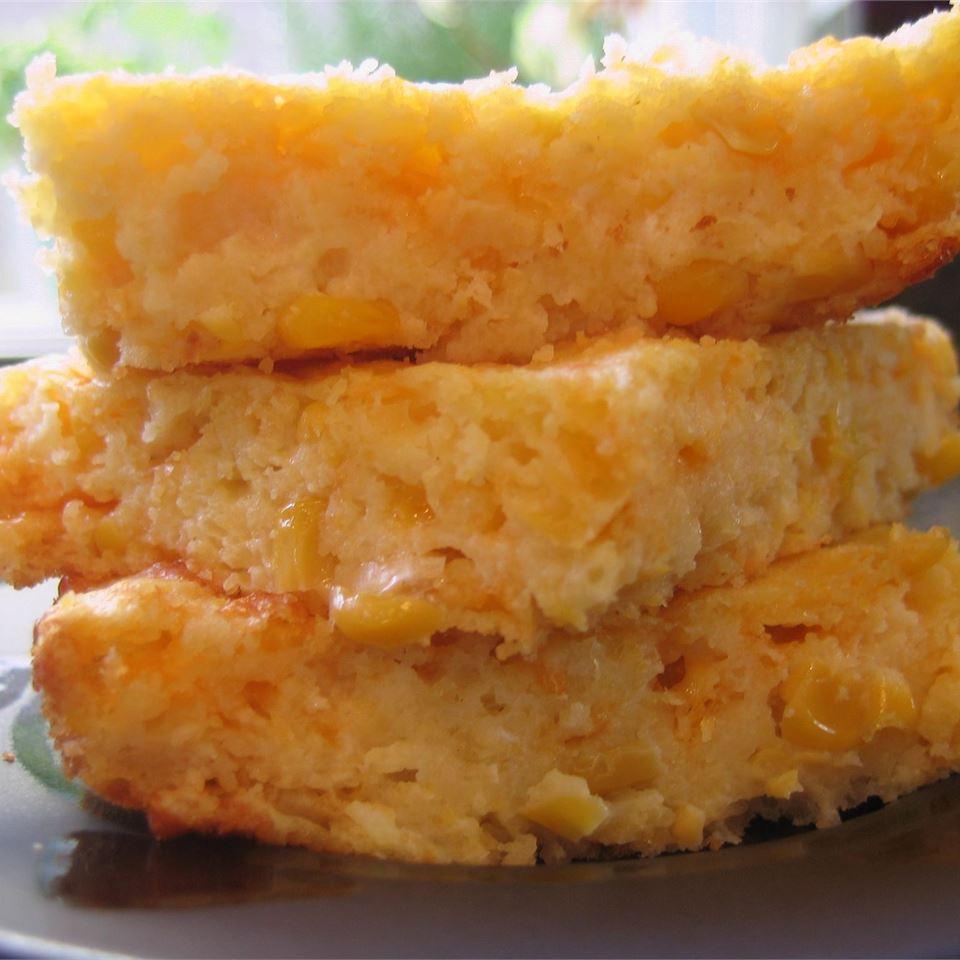 Creamy Cornbread Casserole