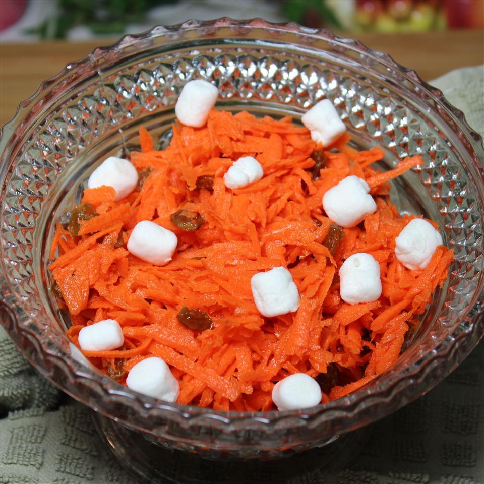 Citrus Carrot Salad