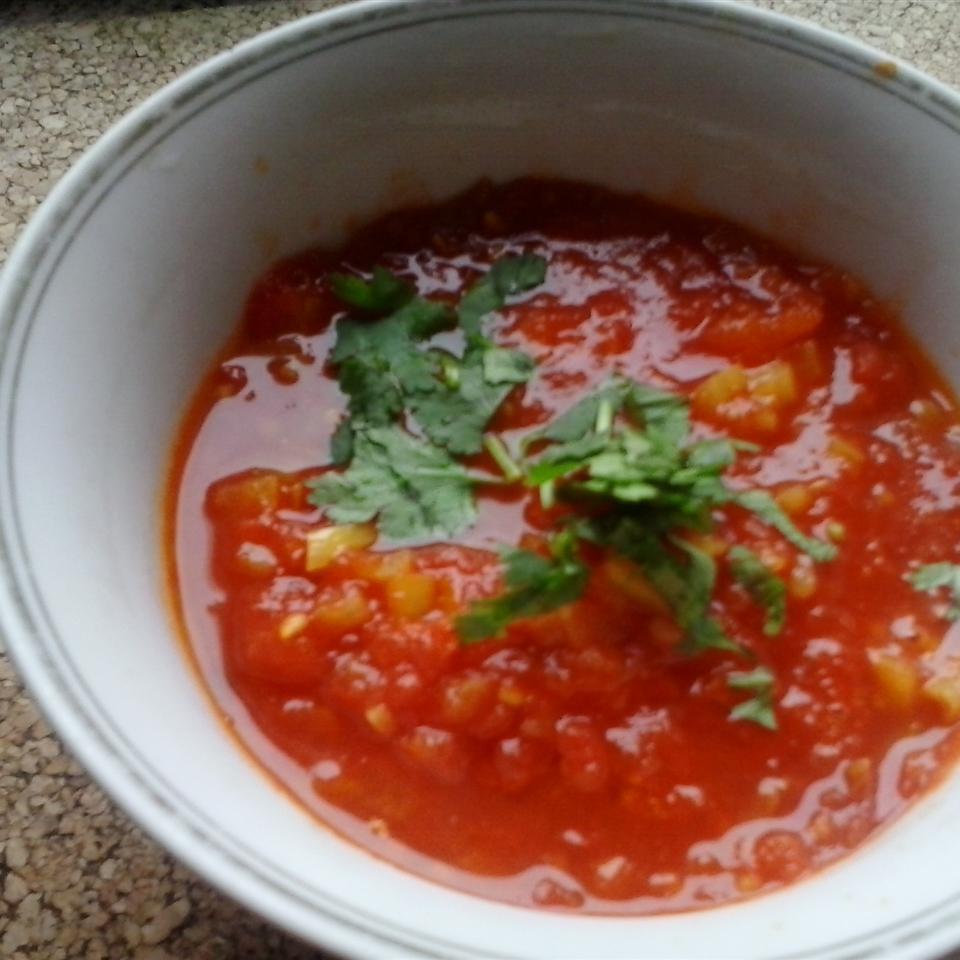 Tomato Onion Koora