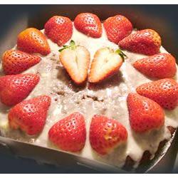 Jesse and Steve's Fresh Strawberry Cake