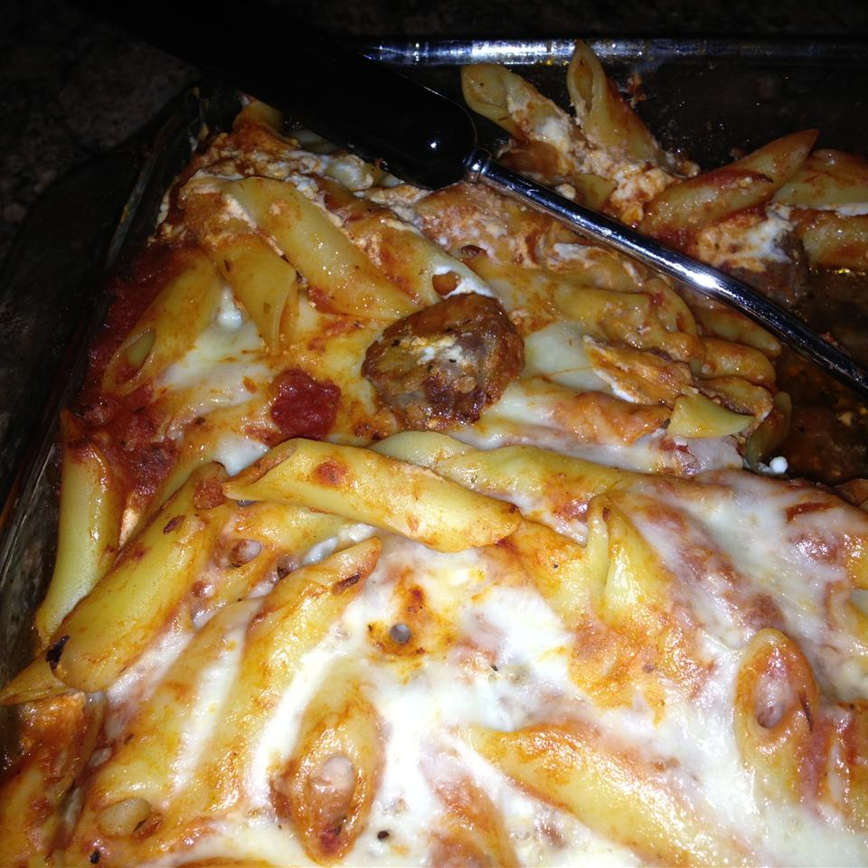 Mom's Irish Ziti Lisa Altmiller