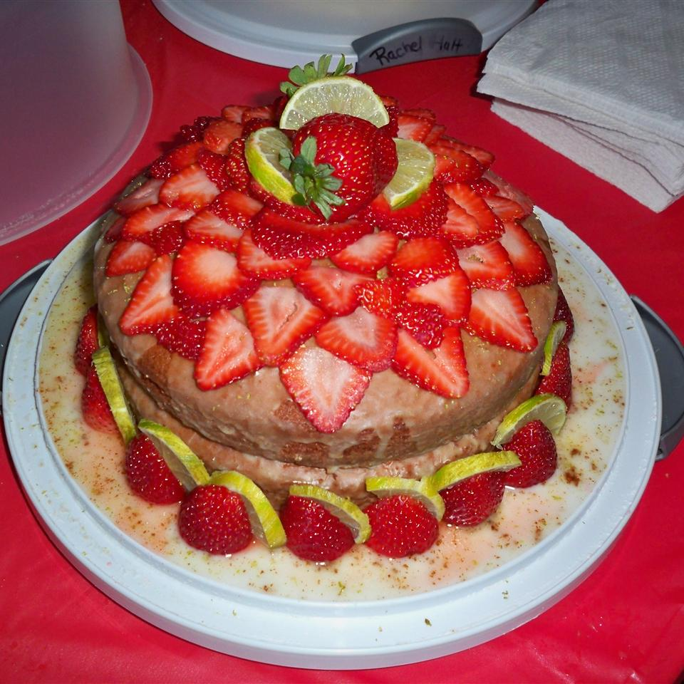 Margarita Tube Cake Jocelyn
