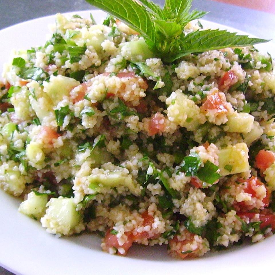 Fresh Tabbouleh