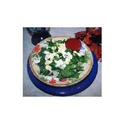 Fresh Spinach Salad Carrie Magill