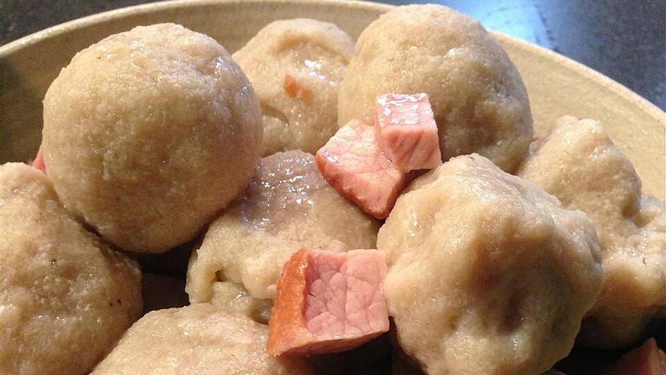 Potato Klubb (Norwegian Potato Dumplings)