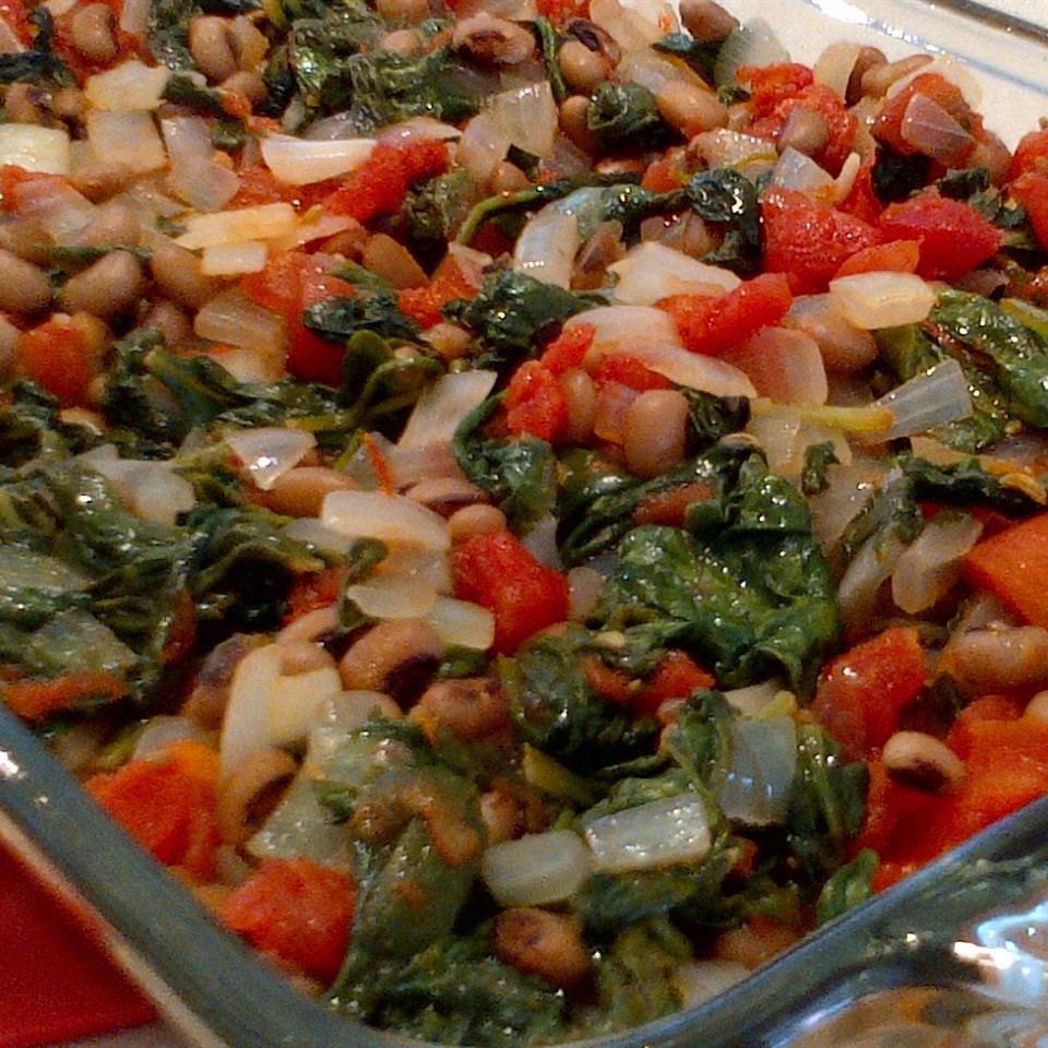 Spinach and Bean Casserole MaLizGa
