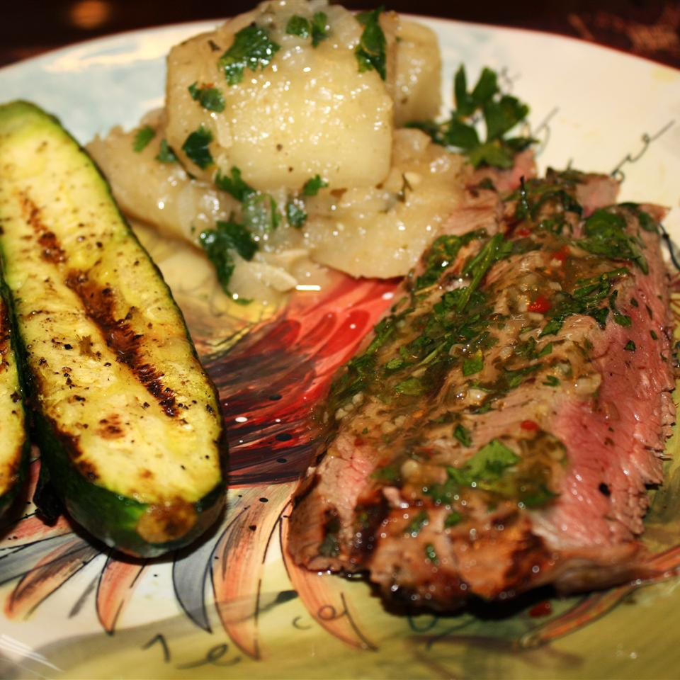 Chimichurri Sauce for Steaks
