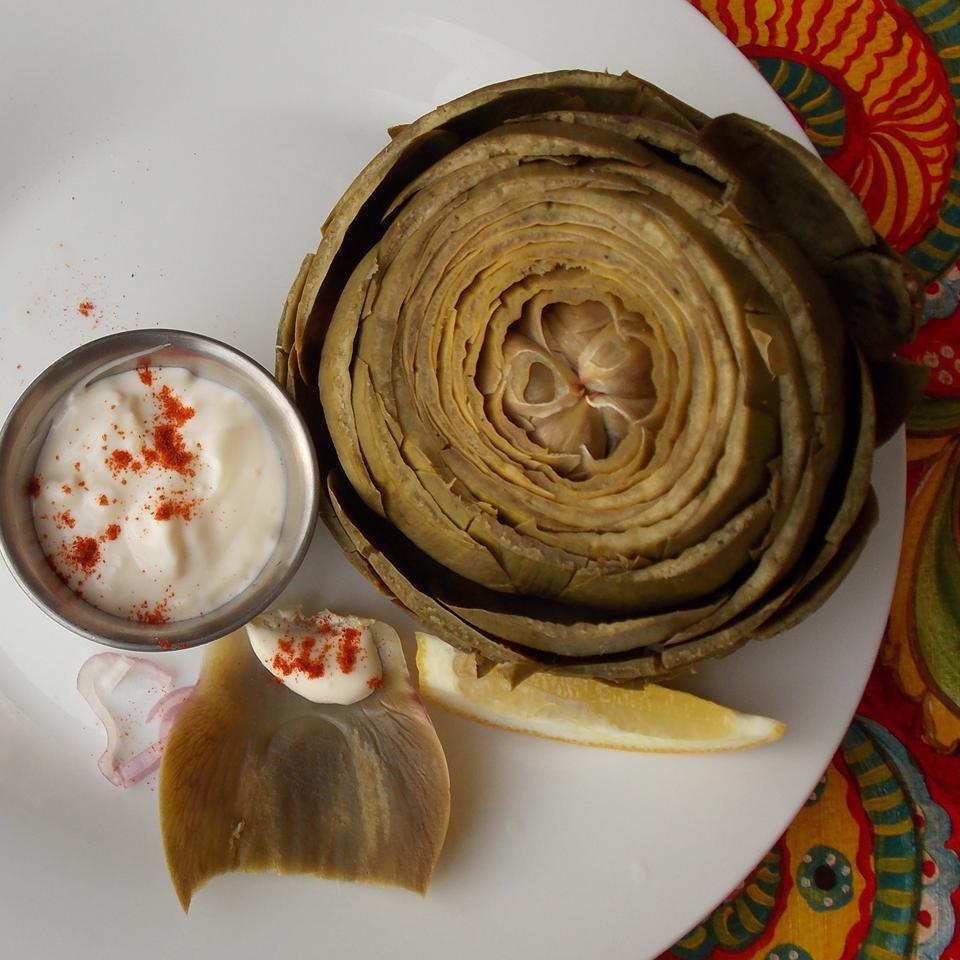 Quick Garlic Aioli Baking Nana