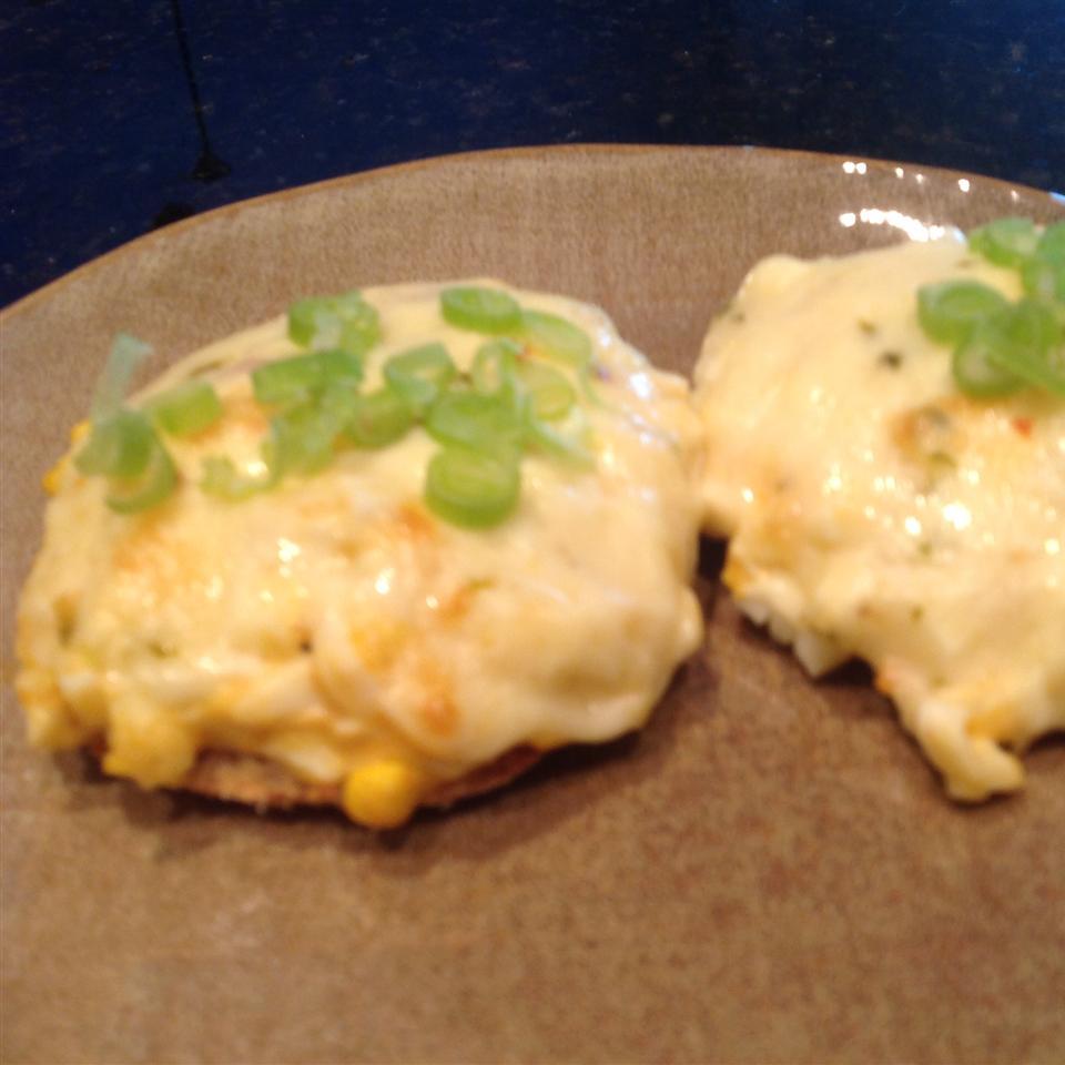 Spicy Egg Salad English Muffins LazyCook