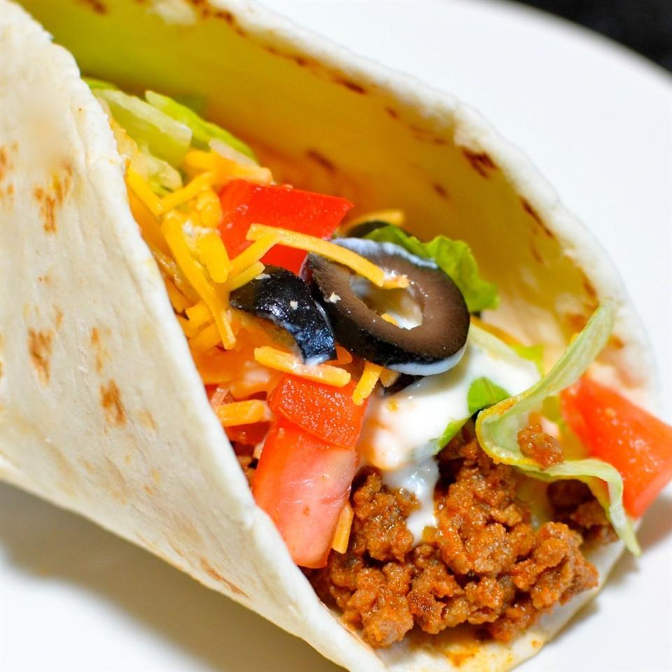 Restaurant-Style Taco Meat Seasoning GVSWIFE