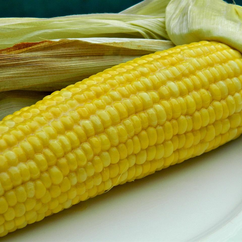 Baked Corn on the Cob Marianne