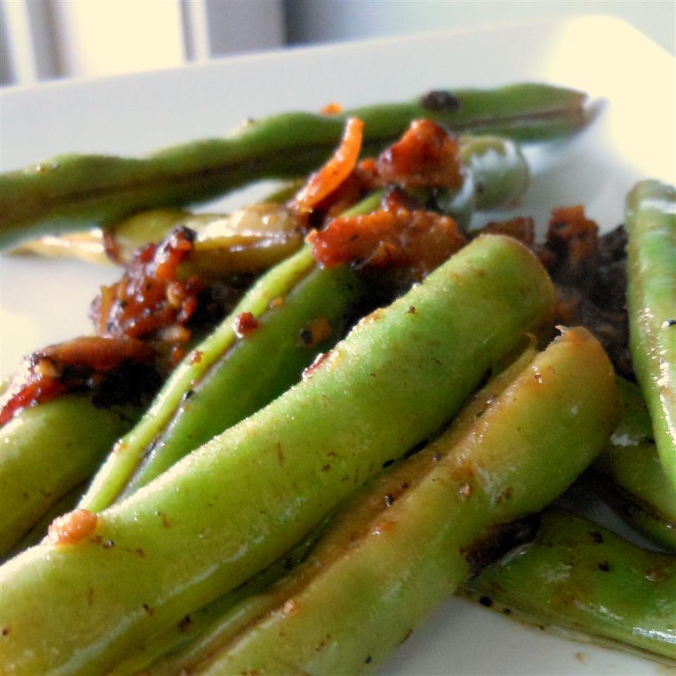 Stovetop Green Beans SunnyDaysNora