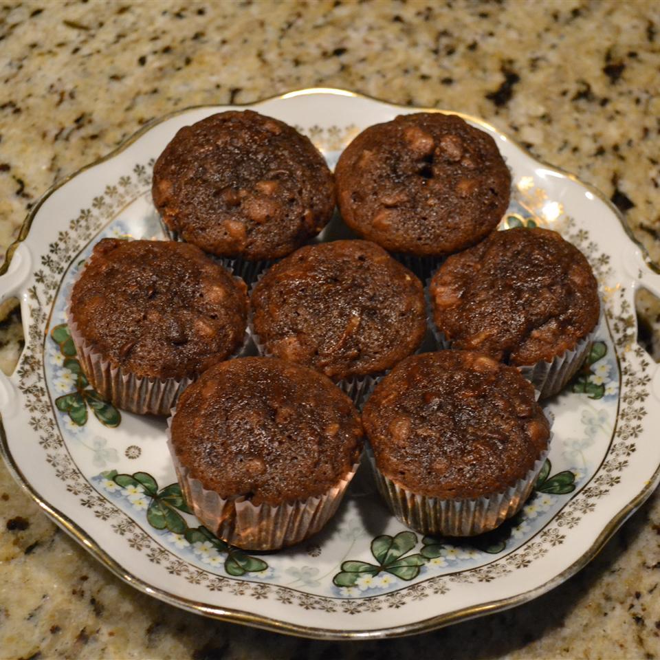Chocolate Zucchini Bread II Lynne