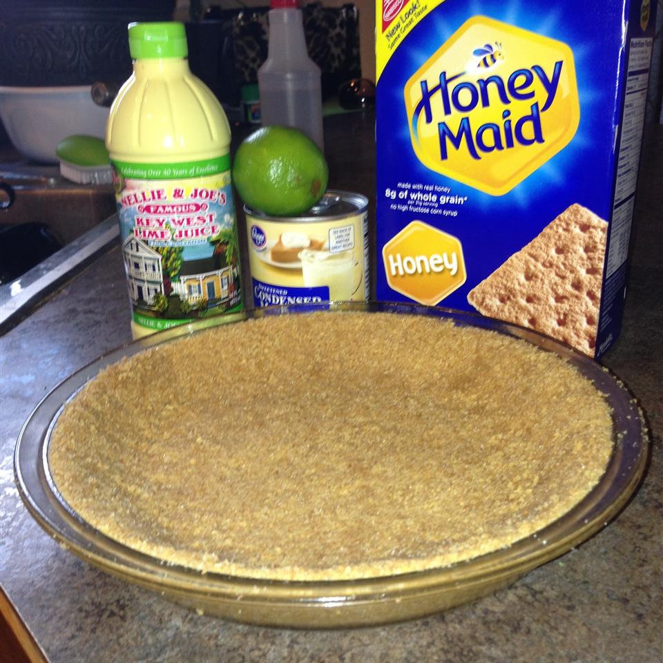 Graham Cracker Crust I