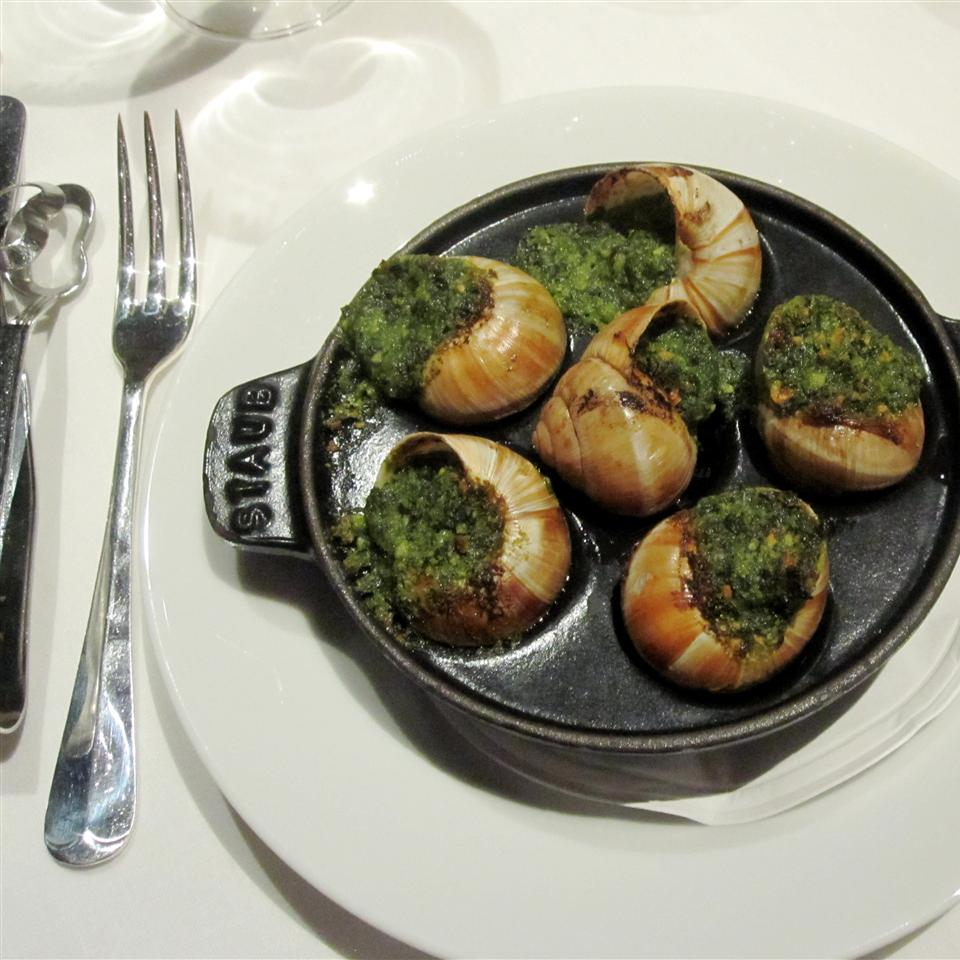 Escargot Mushrooms J P M