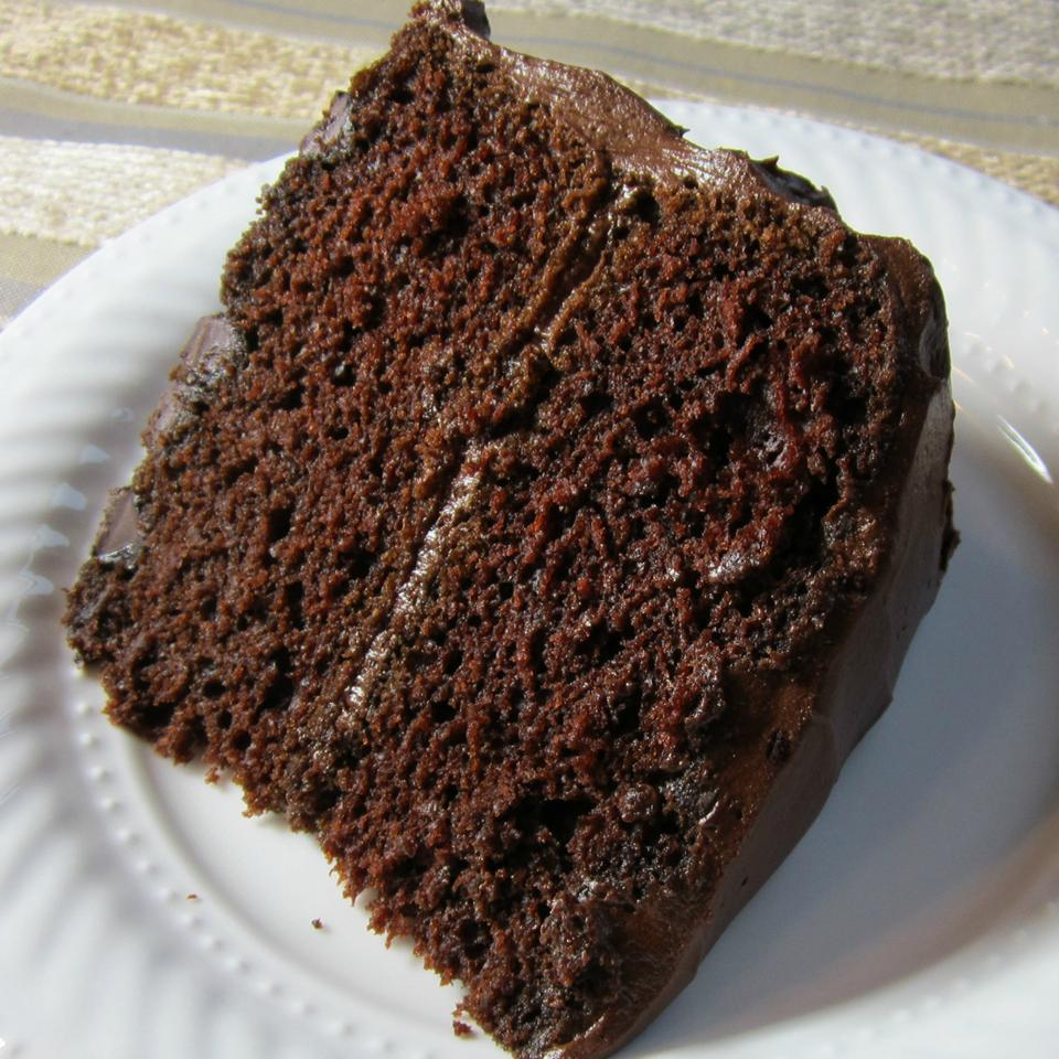Barb's Chocolate Cake Deb C