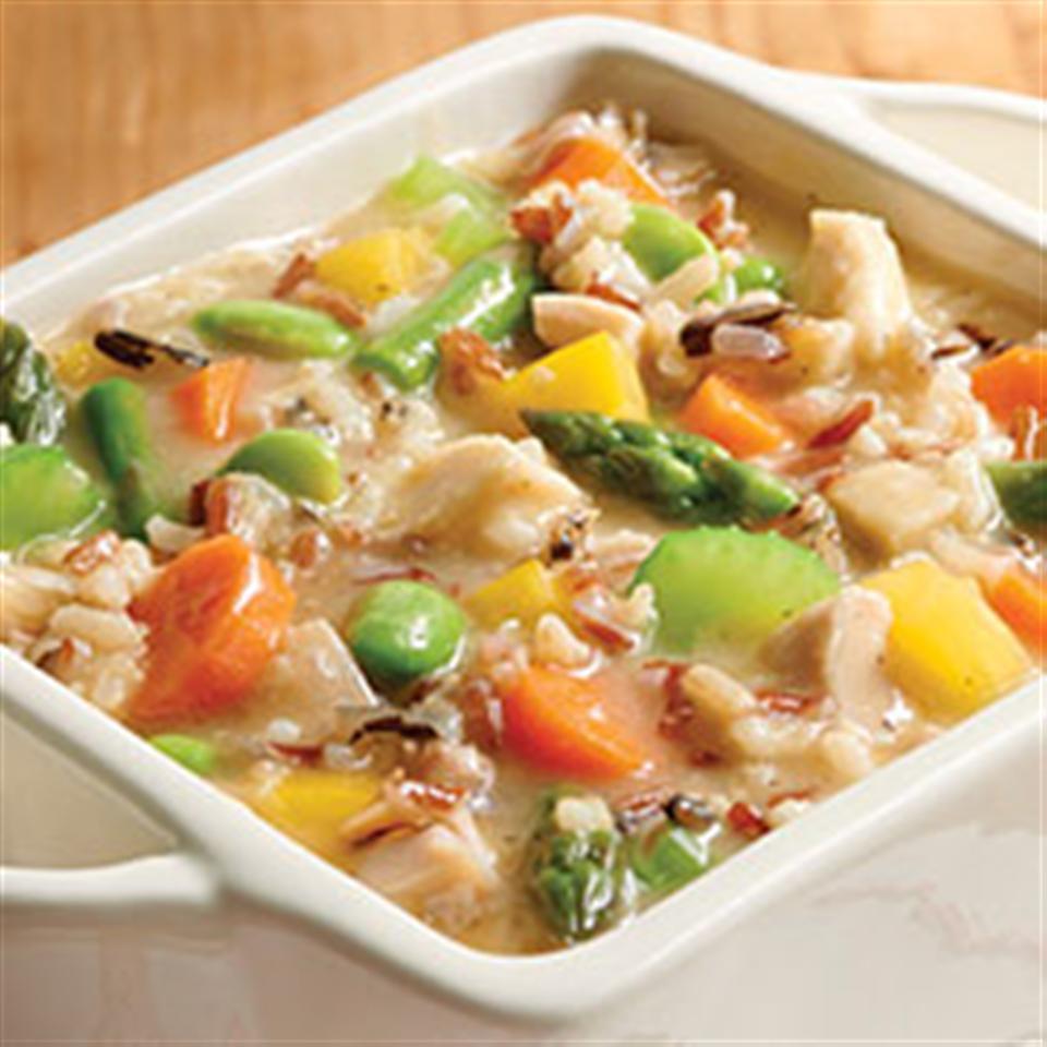 Homestyle 4-Grain Chicken Soup