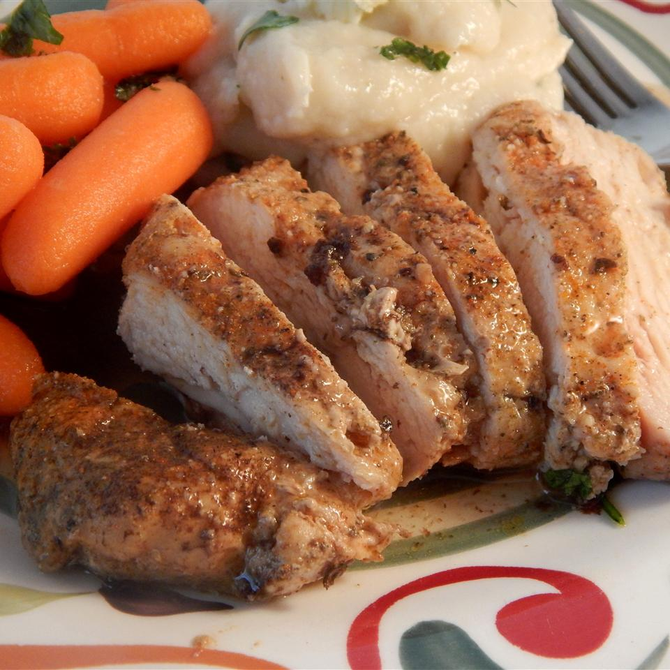 Lavonne's Scrumptious White Wine Chicken