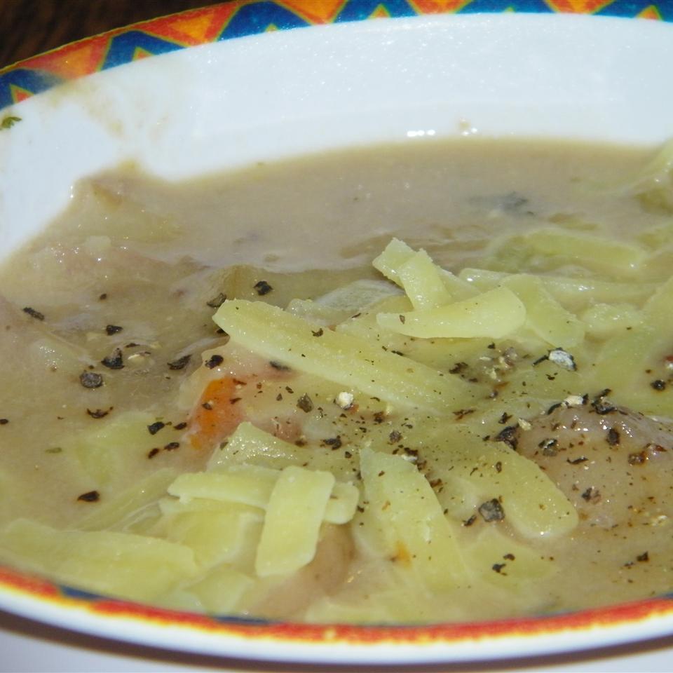 Best Cream of Potato Soup
